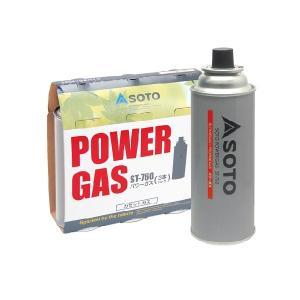 ソト SOTO パワーガス 3本パック ST‐7601|sector3