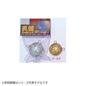 ナカジマ No.6661 天の河シンカー丸型 シルバー30号|sector3