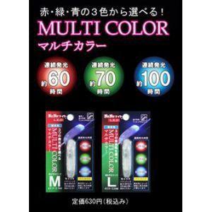 ルミカ ぎょぎょライトLED マルチカラー L|sector3