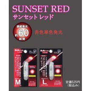 ルミカ ぎょぎょライトLED レッド M|sector3