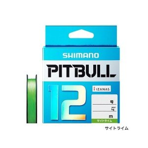 シマノ ピットブル12 200m PL‐M62R サイトライム 1.0|sector3