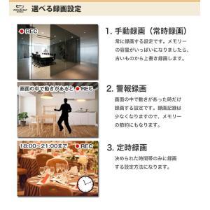 防犯 見守り カメラ 温度 湿度 センサー 人感 屋内 ポチカメ secu 18