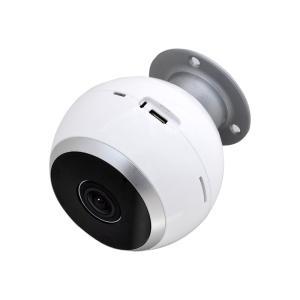 防犯カメラ ネットワークカメラ VR 360° ワイヤレス クラウド|secu|17