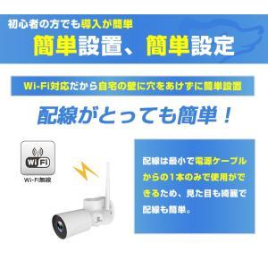 防犯カメラ 屋外 光学ズーム パンチルト スマホ|secu|09