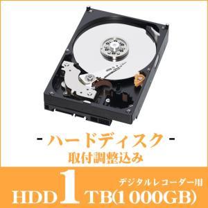 【secuOn】デジタルレコーダー用ハードディスク 1TB  |secuon