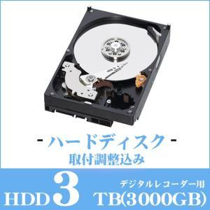 【secuOn】デジタルレコーダー用ハードディスク 3TB|secuon