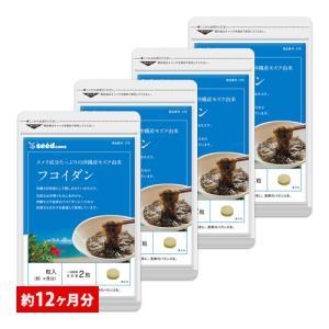 沖縄県産もずく使用 フコイダン 約12ヵ月分 サプリ サプリメント