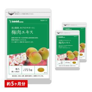 紀州産南高梅を厳選使用 梅肉エキス 約5ヵ月分 クエン酸 熱...