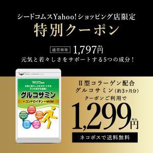 サプリ サプリメント 含有量34%増量してパワーアップ 2型コラーゲン配合グルコサミン コンドロイチ...