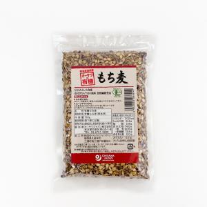 もち麦 国産 無農薬 有機 オーサワ 150g 熊本産 九州産 皮付き 自然食品 大麦 裸麦 美容 グルカン もち麦ダイエット|seedleaf