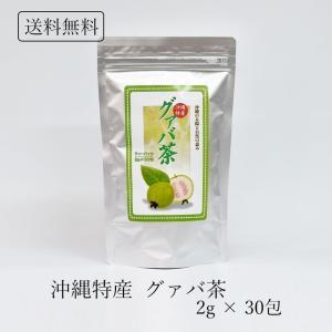 グァバ茶 沖縄県産 60g ティーパック ポリフェノール 抗ウイルス スーパーフード ノンカフェイン...