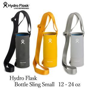 ハイドロフラスク Hydro Flask Bottle Sling Small ボトルホルダー 12-24oz 真空断熱 ステンレス製携帯用ボトル seedleaf