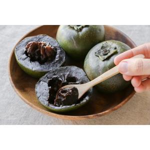 ブラックサポテ〜Black Sapote〜 種子 4粒|seedplanet