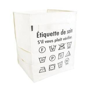 軽量で折り畳みが簡単なランドリーボックスです。洗濯物をたくさん入れることができます。側面に便利なポケ...