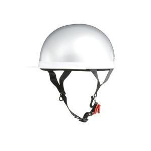 街乗りハーフヘルメットとして支持率が高く、ポピュラーなハーフヘルメット。規格はSG(125cc以下用...