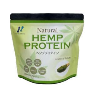 ナチュラルヘンププロテイン ニューサイエンス 454g 粉末タイプ 植物性プロテイン ダイエット 女...