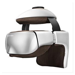 最新モデル VERTEX モンデール ヘッドスパ HS1 ホワイト 頭皮 マッサージ器 コードレス ...