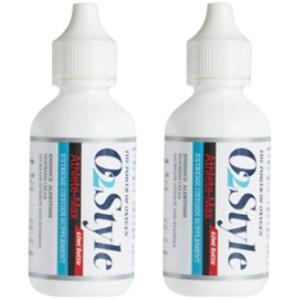 【2本セット】O2 Style アスリートMAX 60ml 濃縮酸素水 酸素補給飲料 オーツースタイル アスリートマックス