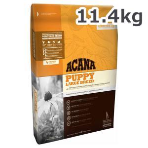 ACANA アカナ  ドッグフード パピーラージブリード [国内正規品] 11.4kg|sefety-shop