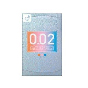 0.02EX レギュラーサイズ カラー 6個入り segp-shop