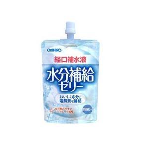 水分補給ゼリー(経口補水液) 130gの商品画像
