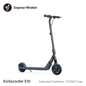 5,000円値引きセール中 Segway-Ninebot eKickscooter E10 ミニ 電動 キックスクーター 小柄な方・女性向き 折りたたみ セグウェイ ナインボット 正規品 segway-ninebot