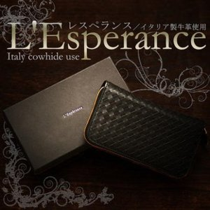 【L'Esperance/レスペランス 編み込みラウンドファ...