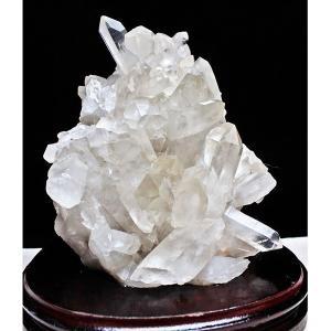 1.9Kg レムリアンシード水晶クラスター パワーストーン 天然石 k4-120|seian