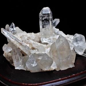 1.5Kg レムリアンシード水晶クラスター k4-82 seian