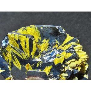 ゴールドタイチンルチルクラスター パワーストーン 天然石 t801-225|seian|02