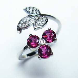ガーネット 指輪 t75-5795|seian