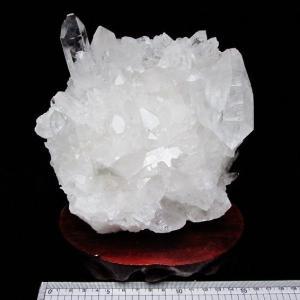 1.4Kg アーカンソー州産 水晶クラスター t619-3419|seian