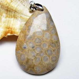 コーラル  ペンダント パワーストーン 天然石 t155-1375|seian