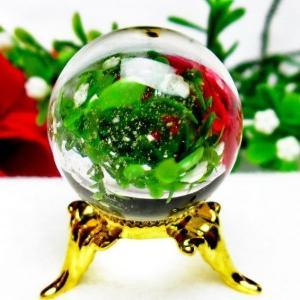 ガーデンクォーツ(庭園水晶) 丸玉 29mm パワーストーン 天然石 t295-587|seian