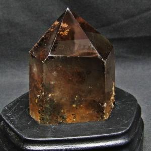ルチルガーデンクォーツ(庭園水晶) 六角柱 t592-1881 seian