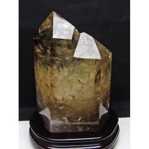 7.3Kg 放射ルチルクォーツ(金針ルチル水晶) 六角柱 t592-2283|seian