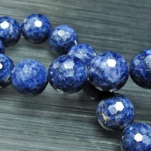 サファイア ブレスレット 13mm パワーストーン 天然石 l25-1460|seian