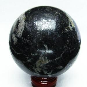 ■商品名:ソーダライト 丸玉  ■天然石名:ソーダライト ●  ソーダ分を多量に含有する石です。青や...