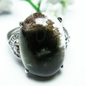 ガーデンクォーツ(庭園水晶) 指輪 t137-1299|seian