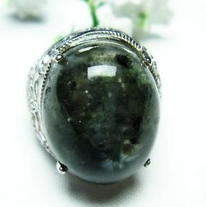 ガーデンクォーツ(庭園水晶) 指輪 t137-1314|seian