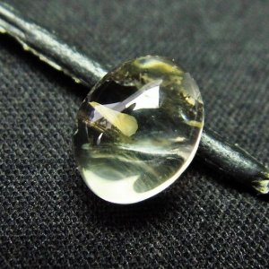 シトリン水晶 ルース t358-1377|seian