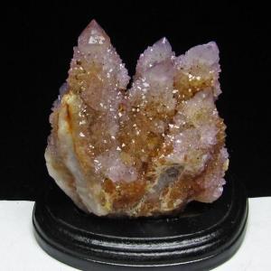 南アフリカ産 カクタスアメジストクラスター パワーストーン 天然石 m20-517|seian