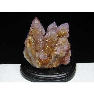 南アフリカ産 カクタスアメジストクラスター パワーストーン 天然石 m20-517|seian|02