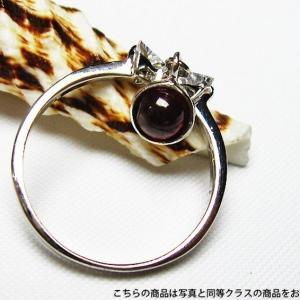 ガーネット 指輪 l37-3233 seian
