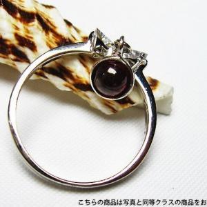 ガーネット 指輪 l37-3234 seian