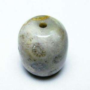 珊瑚 コーラル 円柱形 ビーズ パワーストーン 天然石 t155-1616|seian