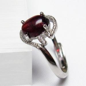 ガーネット 指輪 t275-18219 seian