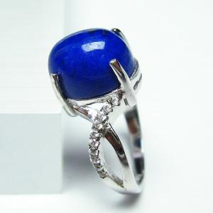 ラピスラズリ 指輪 (10号) t746-2756|seian
