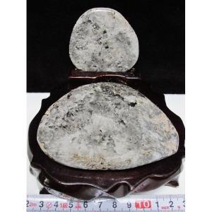 ペア水晶トレジャーメノウ パワーストーン 天然石 t768-695|seian