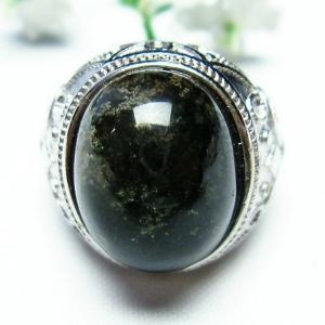 ガーデンクォーツ(庭園水晶) 指輪 (14号) t137-1305|seian